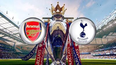 Live Streaming Arsenal vs Tottenham Hotspur EPL 2.12.2018
