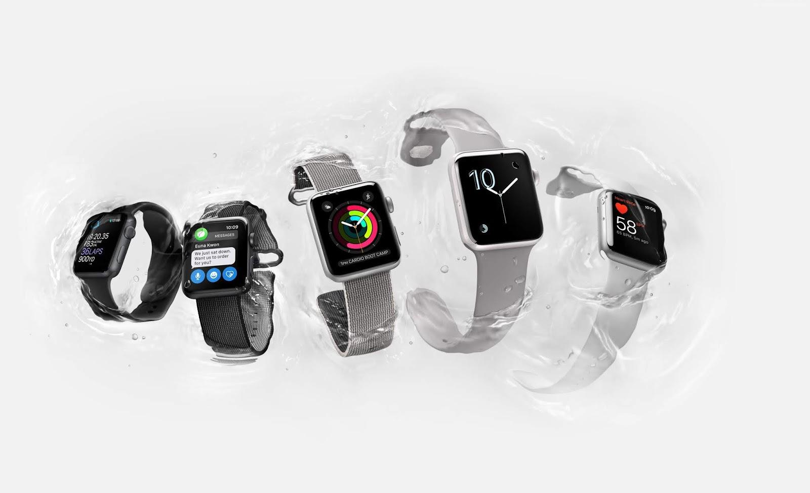 Watch Series 2 apple