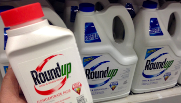 """Você provavelmente está comendo herbicida Roundup em níveis """"excessivos"""""""