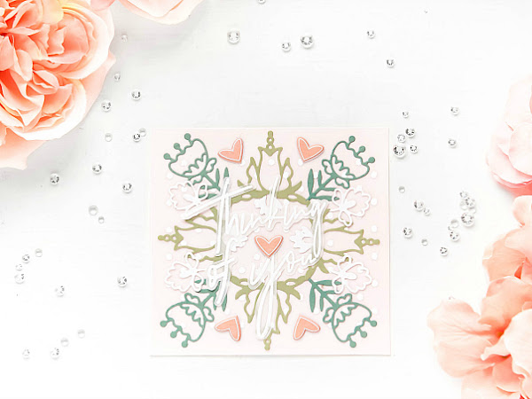 Thinking of You - Pinkfresh Studio | Delicate Series