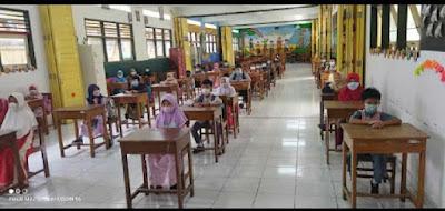 Sekolah saat pandemi