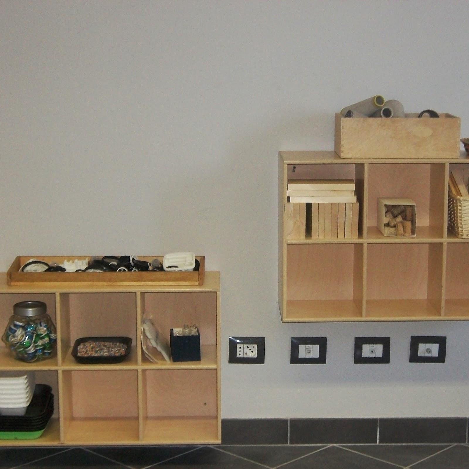 Organizzare lo spazio e arredare con materiali riciclati - Foto 10