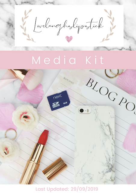Lovelaughslipstick Blog Media Kit