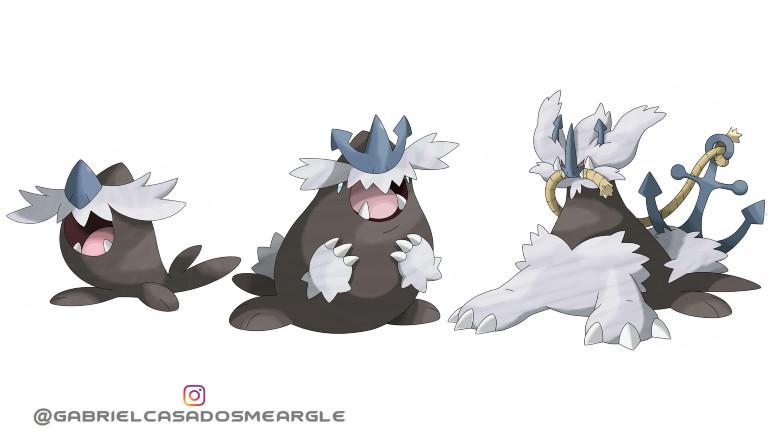 Pokémon leão marinho