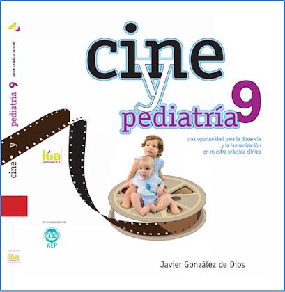 Libro Cine y Pediatría 9,... y los guiones que quedan por escribir