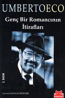 Umberto Eco - Genç Bir Romancının İtirafları