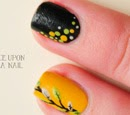 http://onceuponnails.blogspot.com/2014/01/dots-leaves-and-news.html