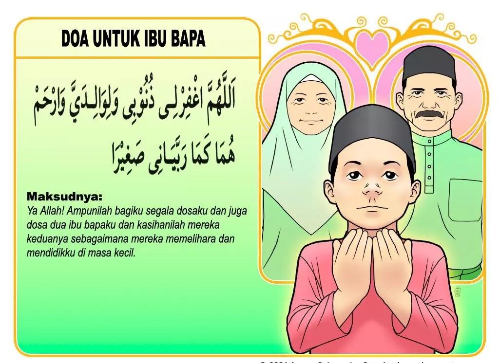 Pahala Mentaati Ibu Bapa Melebihi Jihad Fisabilillah