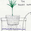 DIY Aeroponic Bucket Bubbler Setup ~ Green Iowa Energy