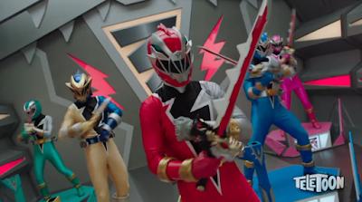 Teletoon To Air New Power Rangers Dino Fury Episodes