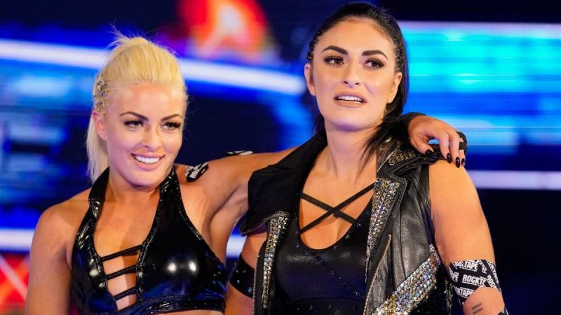Sonya Deville and Mandy Rose 'upset' with WWE for RAW storyline