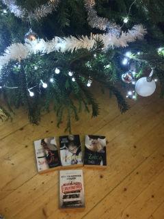 powieściowe prezenty poddrzewne 2017, fot. by paratexterka ©