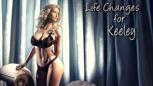 [H-GAME] Life Changes for Keeley English Uncensored