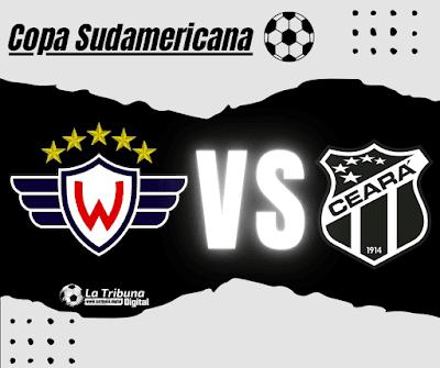 Wilstermann vs Ceará