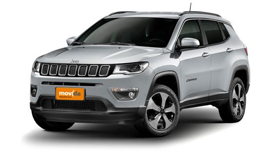 Jeep Compass Movida 2020