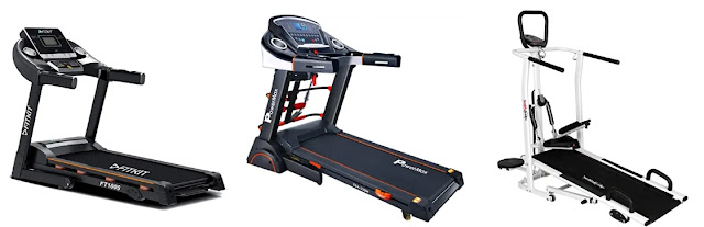 running machine for exercise