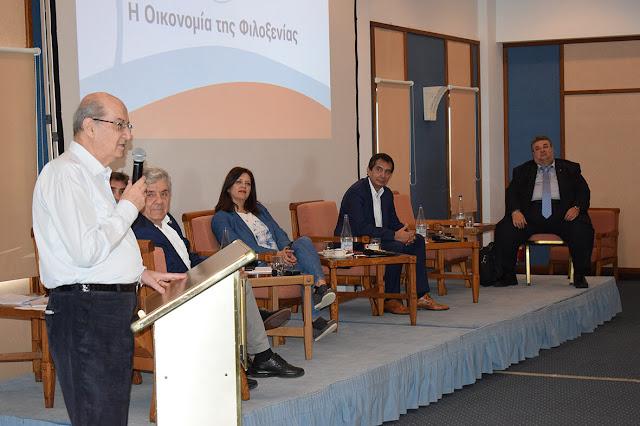 Περιφέρεια Πελοποννήσου: Εθνικό ζήτημα η ανάπτυξη του τουρισμού