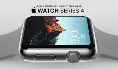 Guide to Enable Fall Detection Feature in Apple Watch Series 4