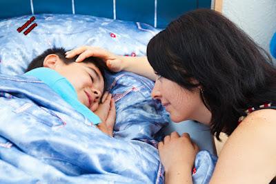 Пътят към съня или как да помогнем на детето да заспи