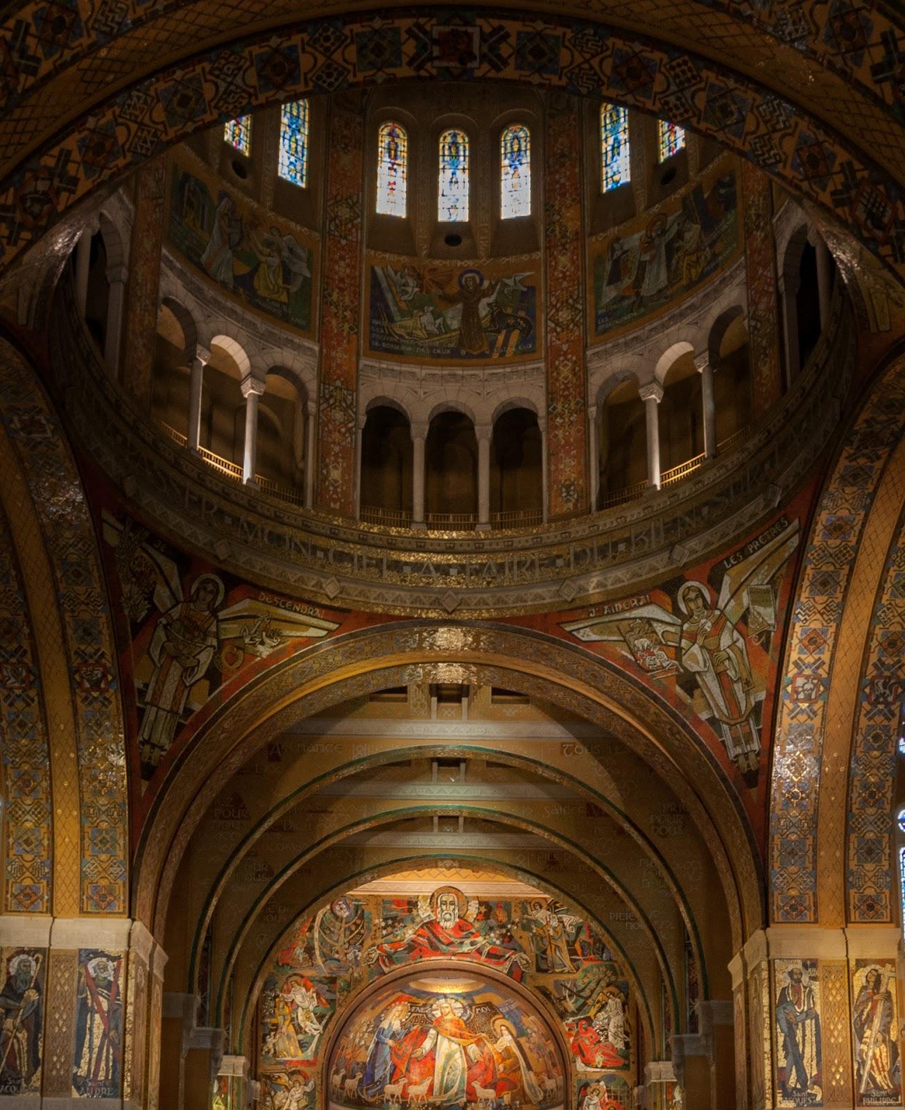 basilique sainte therese lisieux