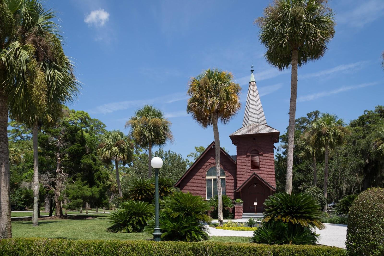 St Simon Island To Charleston