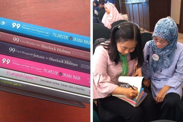 Buku Monica Anggen