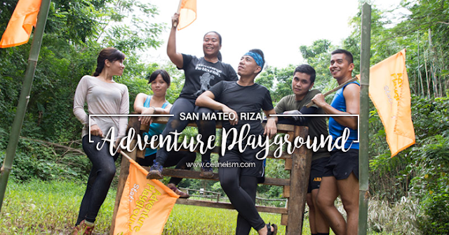 adventure playground rizal