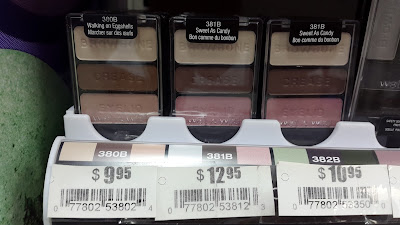 Wet n Wild Color Icon Eyeshadows - www.modenmakeup.com