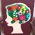 Paper Quilling | Making Human brain with Quilling strips