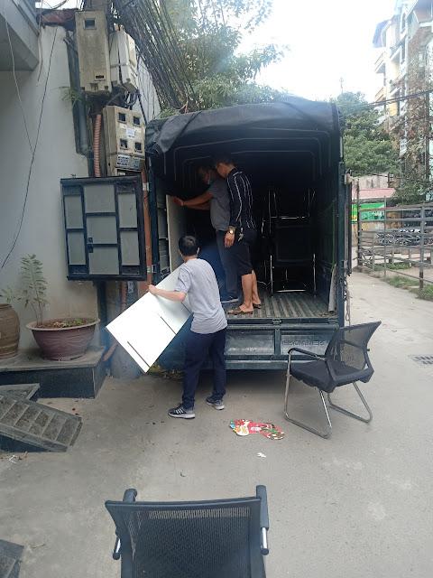 Thiên Minh chuyển nhà tránh dịch giá rẻ