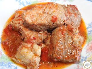 Carne de porc cu legume reteta,