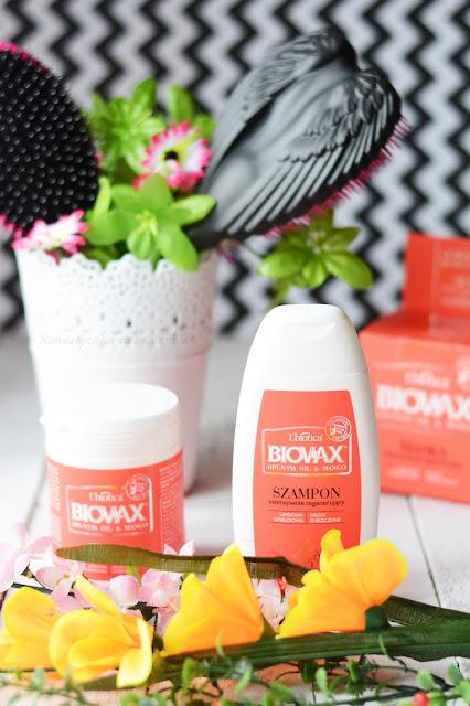 L'Biotiva Biovax Mango&Opuntia Oil