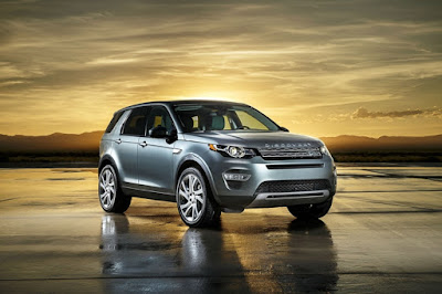 SUV Land Rover Discovery