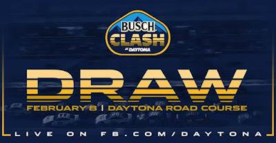 Format Announced for 43rd Annual Busch Clash #NASCAR