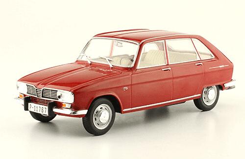 Renault 16 1965 coches inolvidables salvat