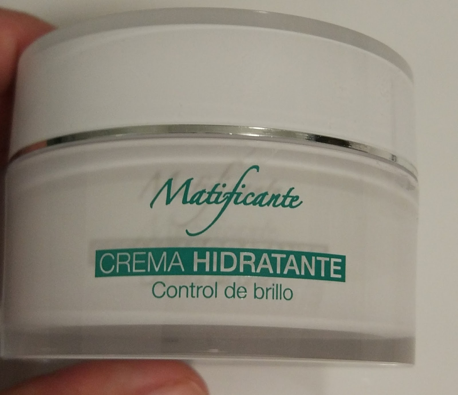 Blog De Vera Review Crema Hidratante Matificante De Mercadona