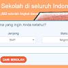 Cara Cek Informasi Sekolah Di Web Sekolah.data.kemdikbud.go.id