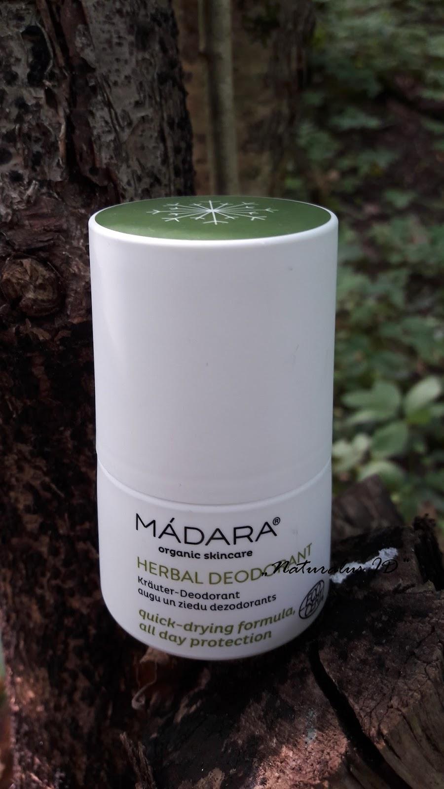 ekologiškas dezodorantas