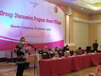 Desa Cintamulya Jadi Prototipe Smart Village Program Lampung Berjaya