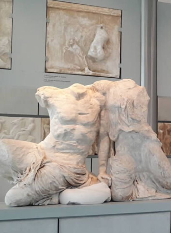Things to see and do in Athens, Greece: Acropolis Museum | Happy in Red