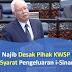 Datuk Seri Najib Desak Pihak KWSP Hapuskan Semua Syarat Pengeluaran i-Sinar KWSP