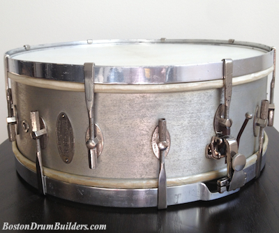 Lee's All-Metal Master-Model Drum
