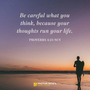 The Battle for Purity Starts in Your Mind by Rick Warren