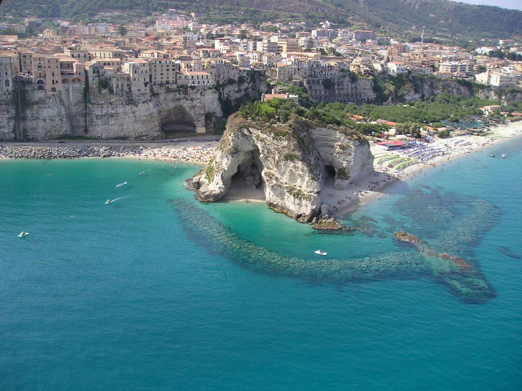Tropea Italy Beautiful Coastal Village