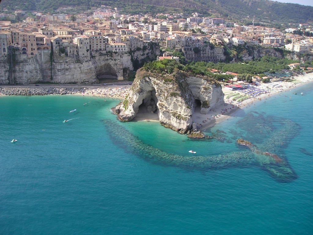 Tropea Italy Beautiful Coastal Village