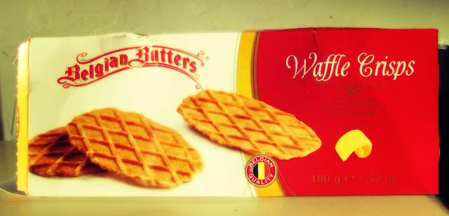 Belgian butter biscuits