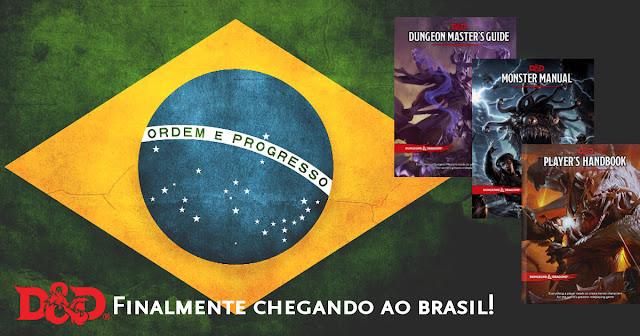 D&D em Português Brasileiro