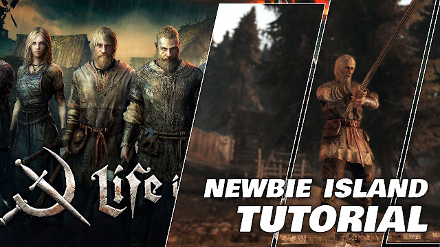 Life is Feudal MMO Gameplay (Nov. 20, 2019) Tutorial Started! Hunting Ongoing!