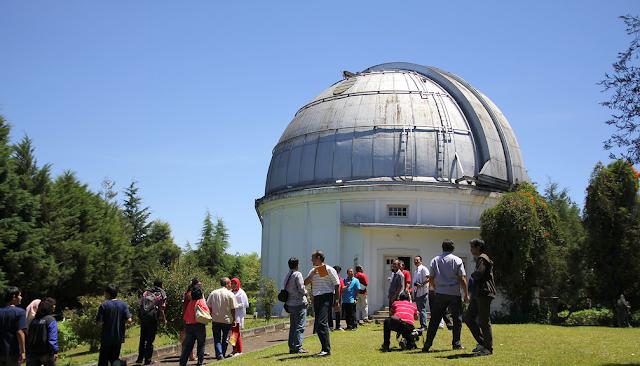 Teropong Bintang Boscha tempat wisata edukasi