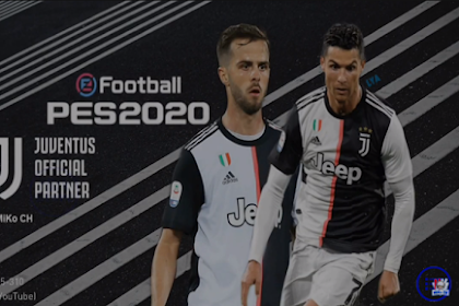 Patch PES 2019 Mobile Juventus V3.3.1 By Miko